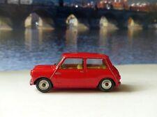 Corgi Toys 225 Austin Siete En Rojo