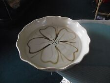 Scottish Pottery -  Flan Dish