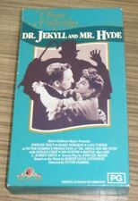 VHS Movie - Classic Collection: Dr. Jekyll and Mr. Hyde
