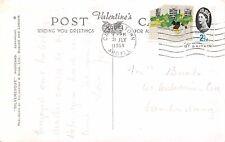 Mrs Buck. 61 Caledonian Circuit,  Cambuslang. 1964  RH.37