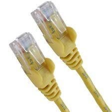 Misuratore 3 M CAT5e RJ45 Internet Cavo Ethernet LAN Modem di rete Patch in Rame 100%
