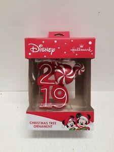2019 Hallmark Christmas Ornaments Keepsake Disney Mickey Mouse