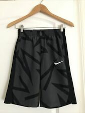kyrie irving Boy Large Youth Black Basketball Nike Shorts