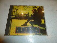 STING - Ten Summoner's Tales - 1993 UK A&M label 12-track CD album
