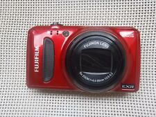 Fujifilm FinePix F Series F660EXR 16.0MP appareil photo numérique-Zoom 15x, Full HD-rouge