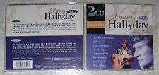 JOHNNY HALLYDAY VOL.2 DOUBLE CD JOHNNY HALLYDAY