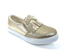 Señoras Mujeres Casual Plano Sin Cordones Mocasines Zapatos Bombas de flotación de plataforma talla 5