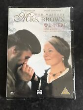 HER MAJESTY MRS BROWN DVD Judi Dench Billy Connolly **Brand New & Sealed**