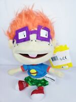 Rugrats Chuckie Plush-Nicktoons  2012 With Tags Clean Condition
