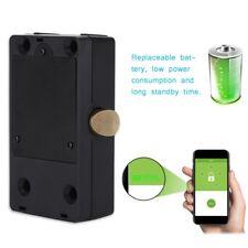 Electronic Smart Lock Drawer Biometric Fingerprint Door Lock with Bluetooth US