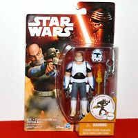 Star Wars Captain Rex Rebels Animated Clone Wars Collection Hasbro Action Figure