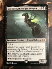 Skithiryx the Blight Dragon INFECT Commader Deck EDH Magic MTG *Ready-to-Play*