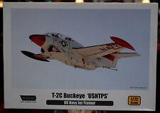 T-2C Buckeye USNTPS US Navy Jet Trainer, 1:72, Wolfpack 10006