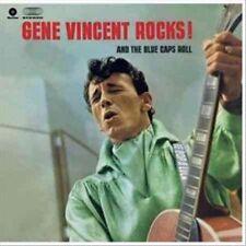 Gene Vincent Rocks and The Blue Caps Roll 8436542014182 Vinyl Album