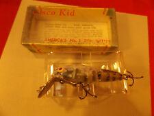 Vintage Cisco Kid in Box 1006 fishing lure