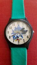 "Disney's ""The Phantom"" Mickey Mouse watch made by LORUS"