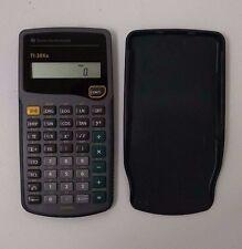 Texas Instrument Scientific Calculator TI-30xa Working