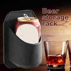 Shower Beer Holder Beverage Drink Rack Black Sticks Glass Sudski BEST to D0T7