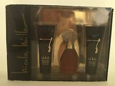 3 PCS SET Nicole Miller Women Perfume EDP Spray 3.4 & 3.0 oz Body L & Shower Gel