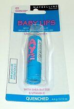 MAYBELLINE Baby Lips Moisturizing Lip Balm QUENCHER 05 NIP