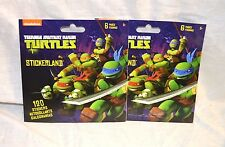 Nickelodeon Teenage Mutant Ninja Turtle Sticker Books