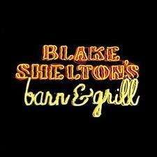 Blake Shelton's Barn & Grill by Blake Shelton (CD, Oct-2004, Warner Bros.)