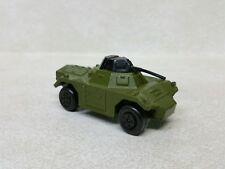 Vintage Matchbox Rolamatics #73 Weasel Armored Tank Die Cast Car Lesney 1973