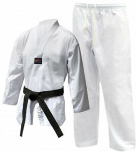 TaeKwonDo Uniform Quality Dobok 100% Cotton TKD MARTIAL ARTS WTF