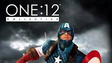 One:12 Collective Marvel's Captain America Figurine