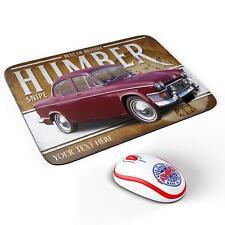 Humber Hawk I-Iva /& Humber Super Snipe nouveau Tapis Set