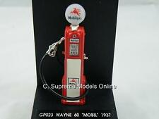 MOBIL MOBILGAS PETROL PUMP WAYNE 60 1/43 MODEL GAS STATION VERSION R0154X (=)