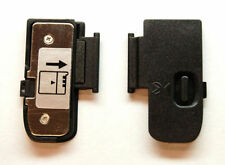 Genuine NIKON D40 D40x D60 D3000 D5000 Battery Door Coperchio Cover FREEPOST UK Venditore