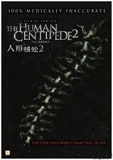 """Tom Six """"The Human Centipede 2"""" Ashlynn Yennie Thriller Region  A Blu-Ray"""