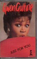 "GWEN GUTHRIE ""JUST FOR YOU"" CASSETTE 1985 island"