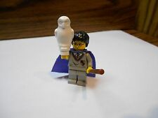 LEGO HARRY POTTER MINIFIGURE from Set #4721 HEDWIG & PURPLE CAPE