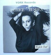 PATRICE RUSHEN - Watch Out! - Excellent Condition LP Record Arista AL-8401