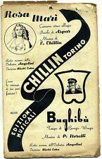 Aspar-Chillin-Nerelli # ROSA MARI - BUGHIBU # Chillin 1948