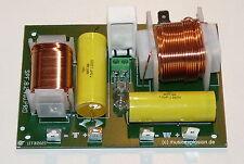 2x 2-Wege Weiche Frequenzweiche PA + Hifi Frequenzweichen 400W SPF-8 PAAR #1088