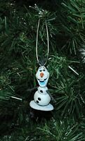 Olaf The Snowman From The Movie Frozen Christmas Ornament
