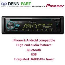 Pioneer DEH-X7800DAB Car DAB Stereo Radio USB Bluetooth iPhone & Android