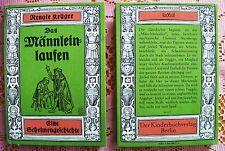 Renate Krüger - Das Männleinlaufen Schelmengeschichte Kinderbuch Berlin DDR 1989