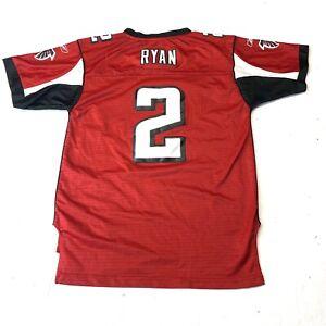 NFL Reebok Atlanta falcons Matt Ryan Jersey Youth Extra Large XL 18 - 20