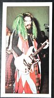 WIZARD    Roy Wood   Original  1970's Vintage Colour Card #  VGC