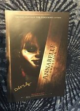 WonderCon 2017 Exclusive Annabelle Ticketed Event Only Signing,The Conjuring **