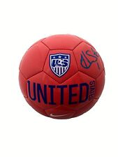 "Hope Solo ""Usa"" Nike Regulation Size Signed Soccer Ball Jsa"
