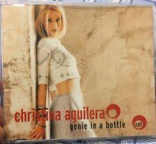 Christina Aguilera. Genie In A Bottle. 3 Track CD Single. 1999. BMG.