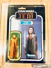 Retro Star Wars Princesa Leia: Bespin Rotj 77 Back-a AFA 80Y-casi como nuevo.