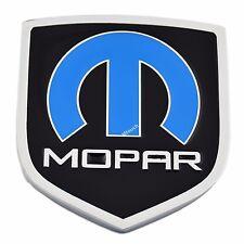 Metal Mopar Fender Side Decal Emblem Badge Fit part of Dodge Charger Hood Grille