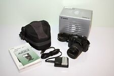 CANON EOS 10D DSLR CAMERA WITH 28-200MM ZOOM LENS AND CAMERA BAG - NICE!