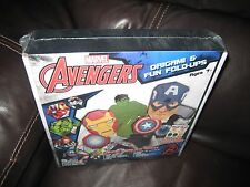 Marvel Avengers Origami & 9 Fun Folding Projects~New/Fast Shipping@